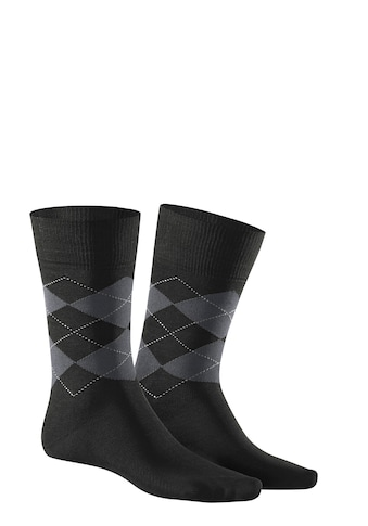 KUNERT Socken »Andrew«, aus merzerisierter Baumwolle kaufen