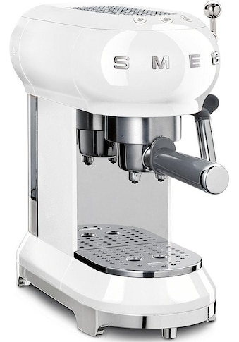 Smeg Espressomaschine ECF01WHEU kaufen