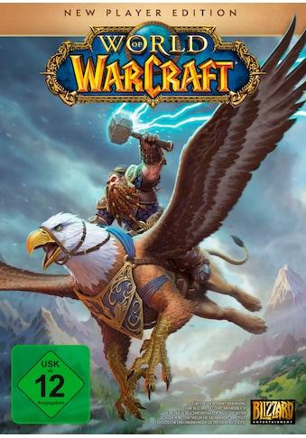 ACTIVISION BLIZZARD Spiel »World of Warcraft - New Player Edition«, PC kaufen