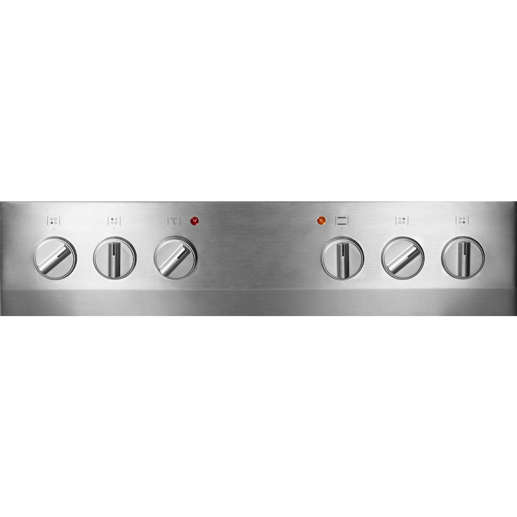 Amica Elektro-Standherd »SHC 11505 W / SHC 11595 E«, SHC 11595 E, SHC 11595 E