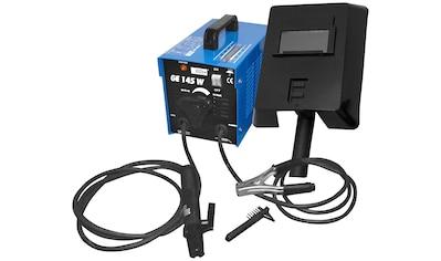 GÜDE Elektroschweißgerät »GE 145 W«, Platzausrüstung kaufen