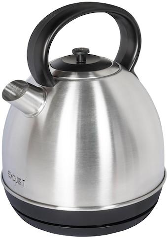 exquisit Wasserkocher, WK 6302 isw, 1,7 Liter kaufen