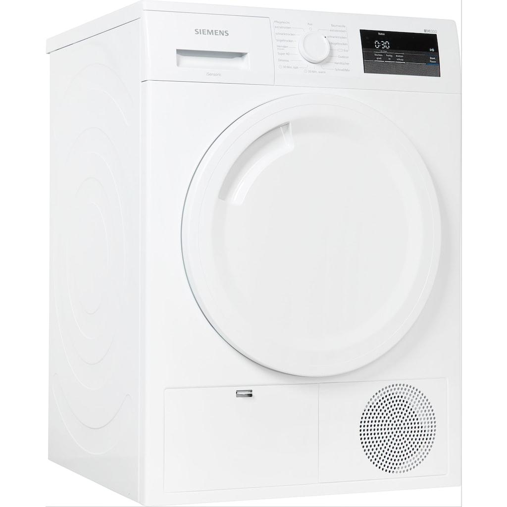 SIEMENS Wärmepumpentrockner »WT43H002«, iQ300, 7 kg