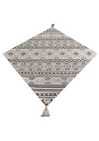 Home affaire Collection Teppich »Jukka«, rechteckig, 15 mm Höhe, besondere Form mit... kaufen