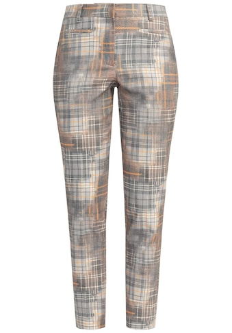 Recover Pants Stoffhose, mit Karodruck kaufen