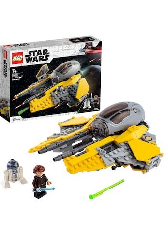 LEGO® Konstruktionsspielsteine »Anakins Jedi™ Interceptor (75281), LEGO® Star Wars™«,... kaufen