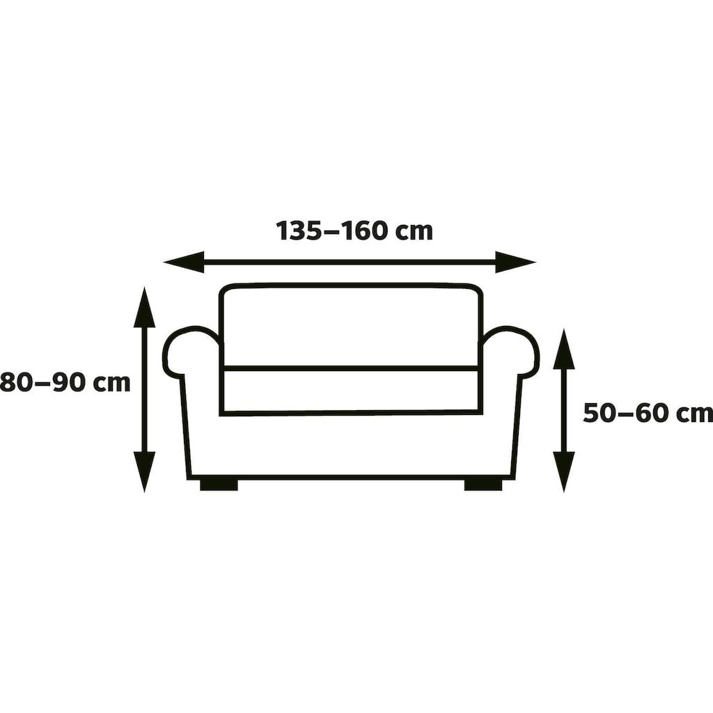 GAICO Sofahusse »Venere«, monoelastische Microfaser Qualität