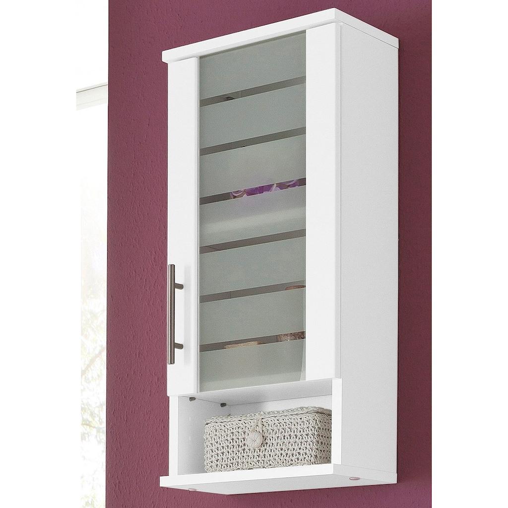 Schildmeyer Hängeschrank »Nikosia«, Breite 30 cm, mit Glastür, hochwertige MDF-Fronten, Metallgriff