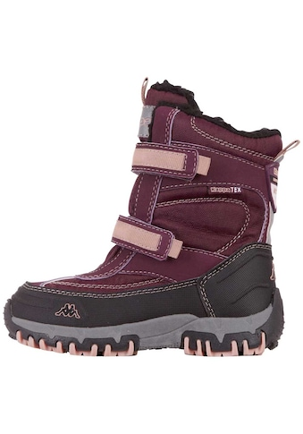 Kappa Winterboots »BONTE TEX KIDS«, wasserdicht, windabweisend & atmungsaktiv kaufen