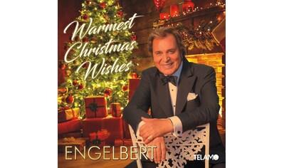 Musik-CD »Warmest Christmas Wishes / Engelbert« kaufen