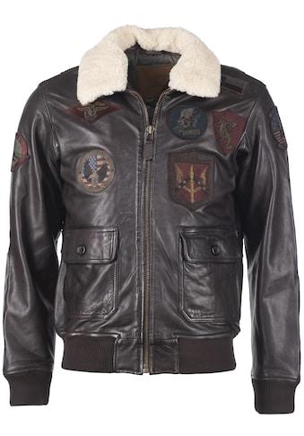 TOP GUN Military - Jacke »TGJ1001« kaufen