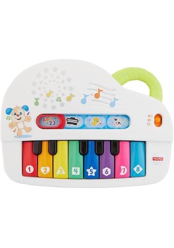 Fisher-Price® Spielzeug-Musikinstrument »Babys erstes Keyboard« kaufen