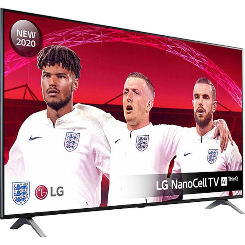 "LG LED-Fernseher »55NANO906NA«, 139,7 cm/55 "", 4K Ultra HD, Smart-TV"