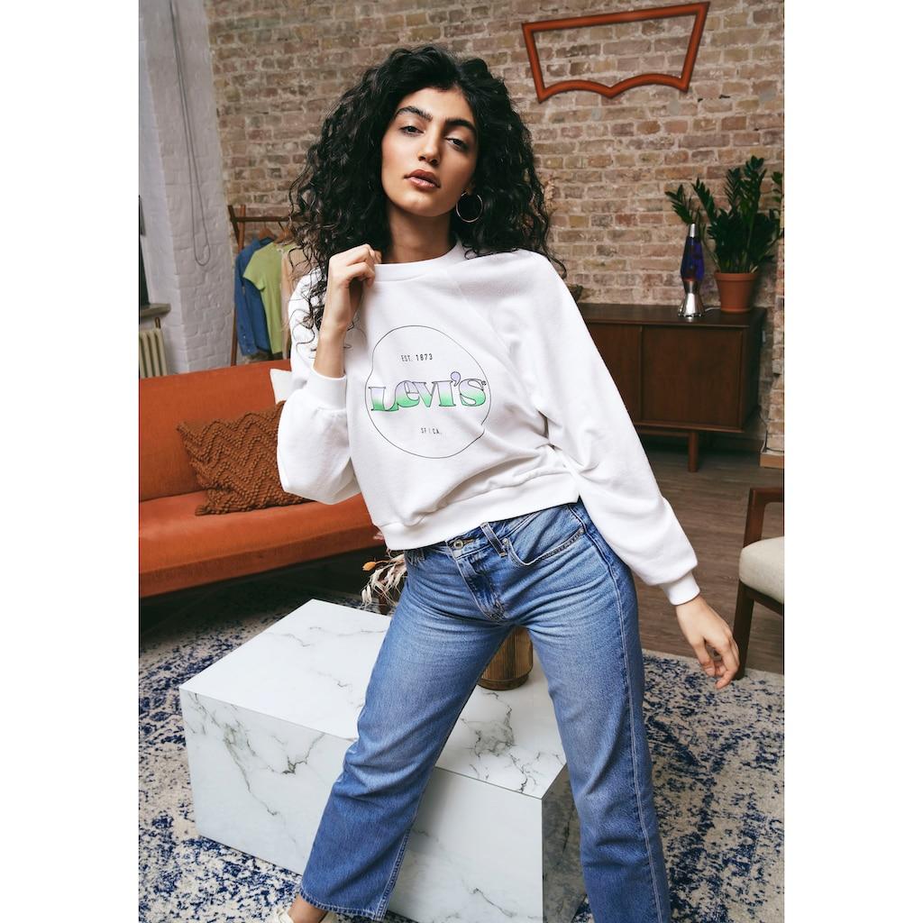 Levi's® 5-Pocket-Jeans »by GNTM«, mit Knopfleiste