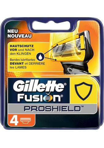 """Gillette Rasierklingen """"Fusion ProShield"""", 4 - tlg. kaufen"""