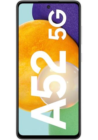 """Samsung Smartphone »Galaxy-A52 5G«, (16,4 cm/6,5 """", 128 GB, 64 MP Kamera) kaufen"""