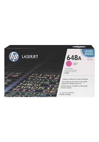 HP Druckpatrone 648A kaufen