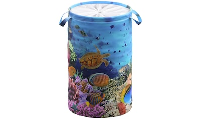 Sanilo Wäschekorb »Ocean«, 60 Liter, faltbar, mit Sichtschutz kaufen