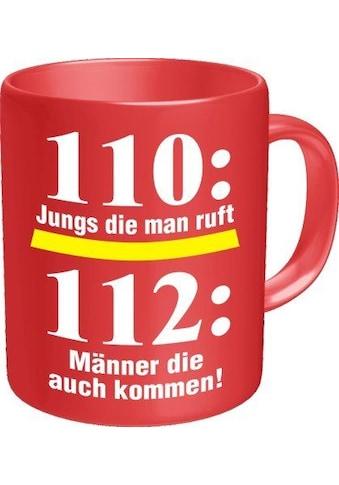 Rahmenlos Kaffeebecher für den engagierten Feuerwehrmann kaufen