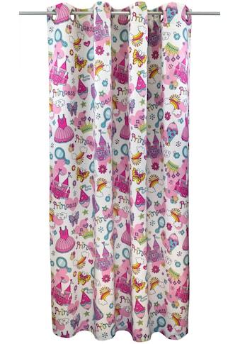 VHG Vorhang »Sanni«, Kinder, Verdunkelungs, Dim Out, pink, rosa kaufen