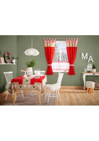 my home Vorhang »Xaver«, inkl. Raffhalter kaufen