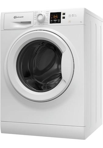 BAUKNECHT Waschmaschine »WWA 843«, WWA 843, 8 kg, 1400 U/min kaufen
