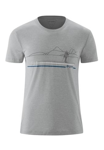 Maier Sports Funktionsshirt »Myrdal Print M« kaufen