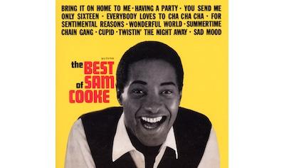 Musik-CD »THE BEST OF SAM COOKE / COOKE, SAM« kaufen