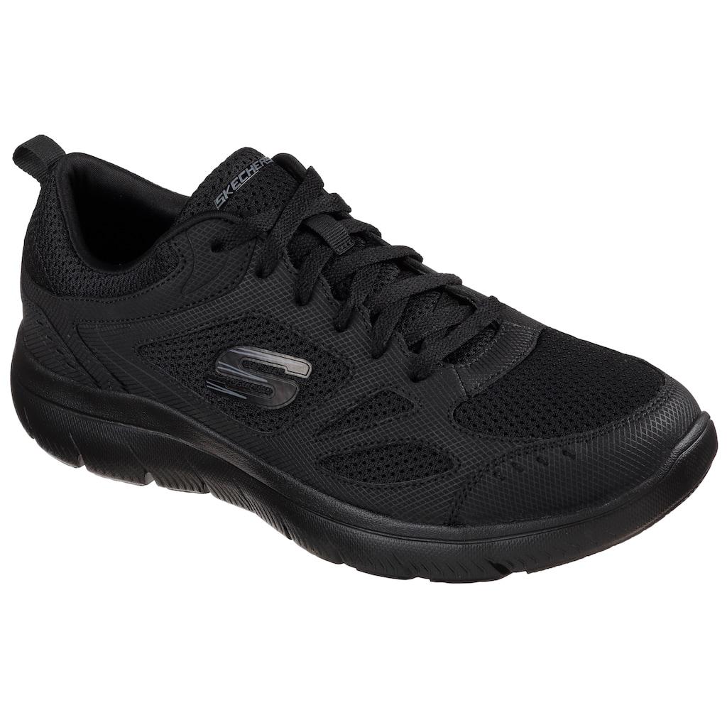 Skechers Sneaker »Summits-South Rim«, im modernen Materialmix