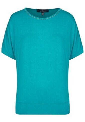Daniel Hechter Modernes Shirt mit Zierleiste am Kragen kaufen