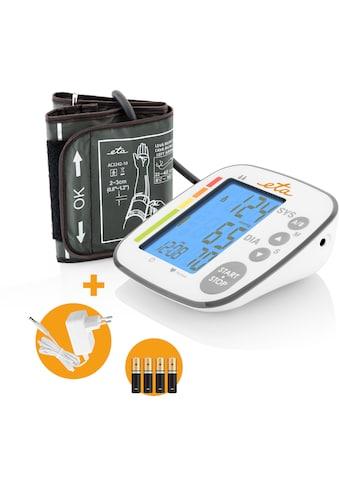 eta Oberarm-Blutdruckmessgerät »TMB-1490-CS ETA329790000«, Oszillometrische Messmethode kaufen