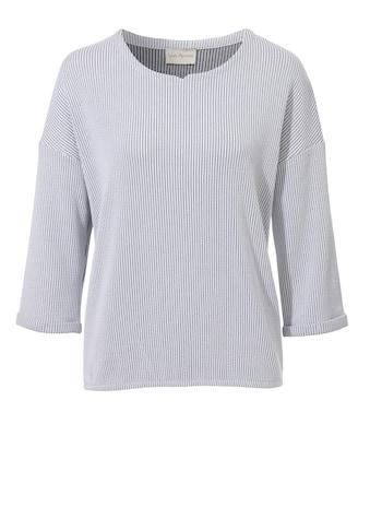 VIA APPIA Bequemes Sweatshirt mit Muster kaufen