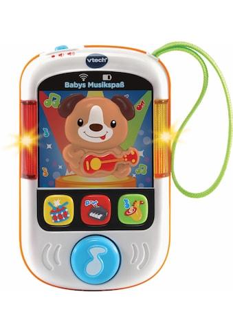Vtech® Spieltelefon »Babys Musikspaß« kaufen