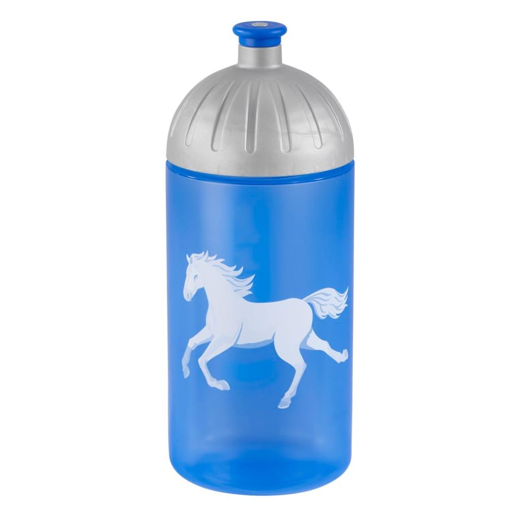 FreeWater Trinkflasche, Wild Horse, Blau
