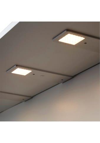 Unterbauleuchte »LED unterbauleuchte Flat Led«, Flat LED alu 2'er - set kaufen