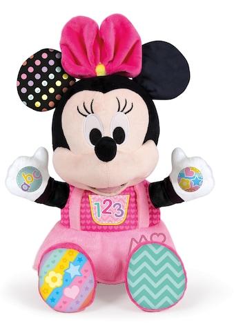 Clementoni® Kuscheltier »Baby Clementoni Disney Baby Minnie Kuscheln und Lernen« kaufen