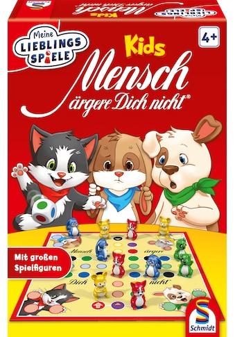Schmidt Spiele Spiel »Mensch ärgere dich nicht® Kids«, Made in Germany kaufen