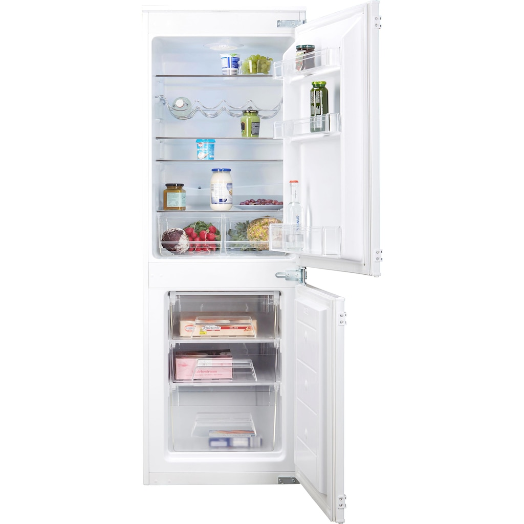 Amica Einbaukühlgefrierkombination »EKGCS 385 900«