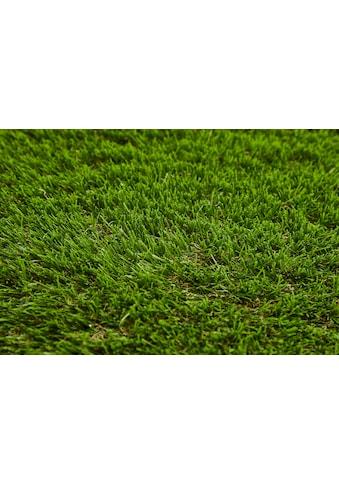 Kunstrasen »Teneriffa«, rechteckig, 40 mm Höhe, Meterware kaufen