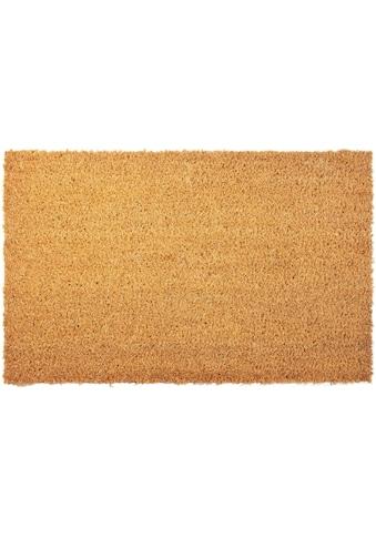 Primaflor-Ideen in Textil Fußmatte »KOKOS 17«, rechteckig, 17 mm Höhe,... kaufen