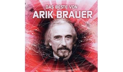Musik-CD »BESTE VON, DAS / Brauer,Arik« kaufen