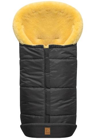 Heitmann Felle Fußsack »Eisbärchen - Premium Winter-Lammfellfußsack«, Baby-Fußsack, mit echtem Lammfell, warm und weich, 6 Gurtschlitze kaufen