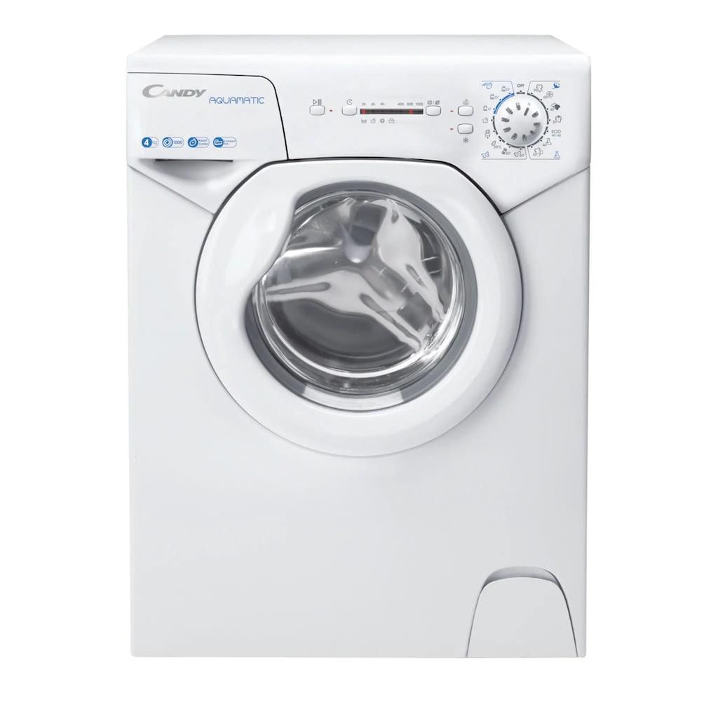 Candy Waschmaschine, AQUA 104LE/2-S, 4 kg, 1000 U/min