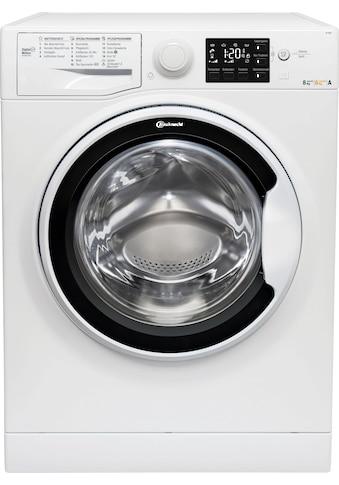 BAUKNECHT Waschtrockner WT 86G4 DE, 8 kg / 6 kg, 1400 U/Min kaufen