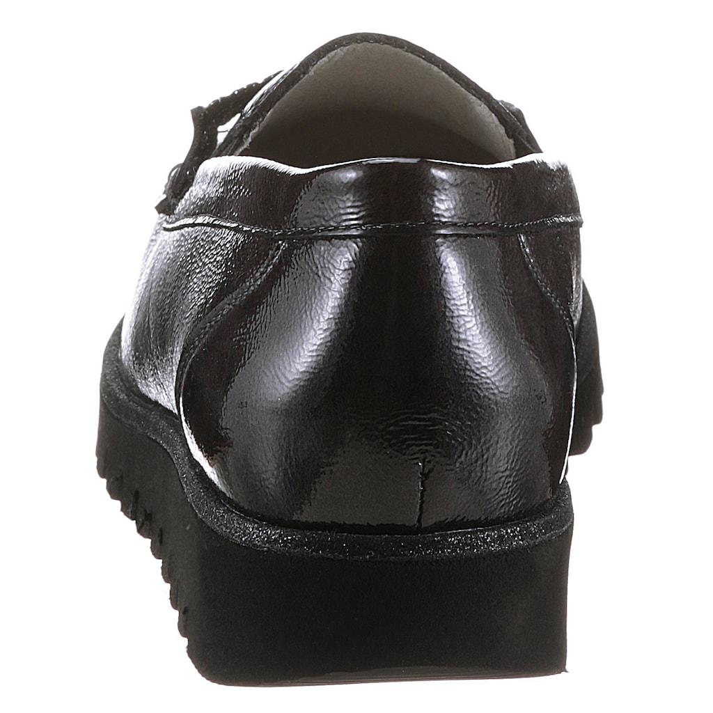 Waldläufer Mokassin »HABEA«, in komfortabler Schuhweite H