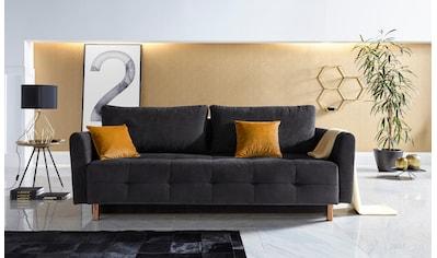 INOSIGN Schlafsofa »Nordic metallic« kaufen