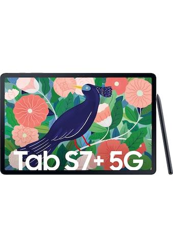 Samsung Tablet »Galaxy Tab S7+ 5G« kaufen