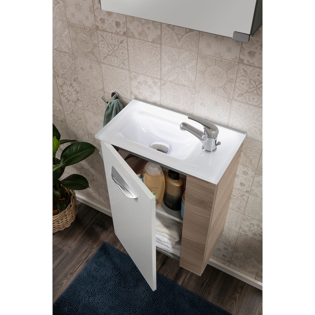 FACKELMANN Waschbeckenunterschrank »Luxor«