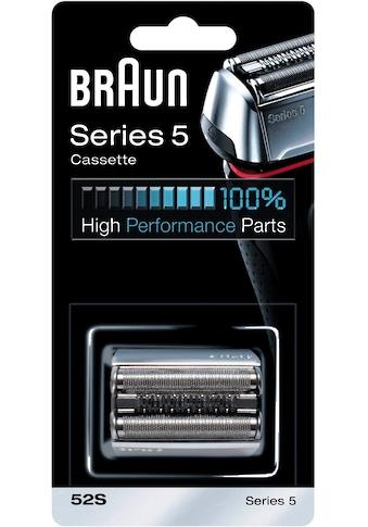 Braun Ersatzscherteil »Series 5 52S«, kompatibel mit Series 5 Rasierern kaufen