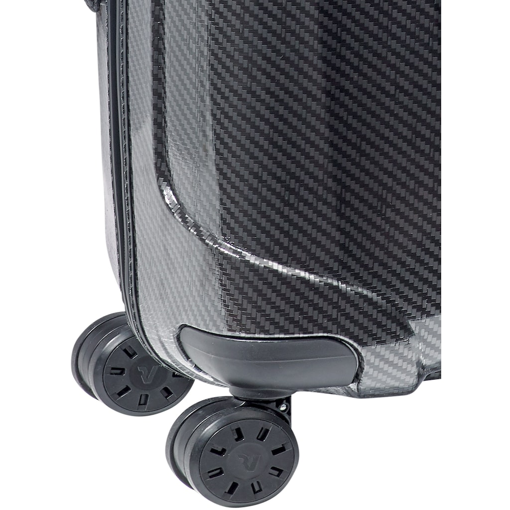 RONCATO Hartschalen-Trolley »WE ARE, 70 cm«, 4 Rollen, Made in Europe